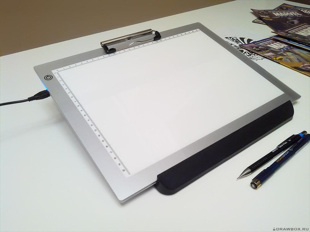 Световой стол для рисования