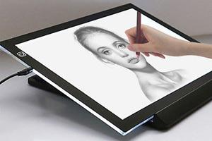 Лайтбокс для рисования и копирования